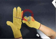 Customized Color Anti Cut Gloves Aramid Materials For Rescue And Relief Work